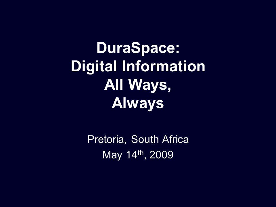 DuraSpace, Inc.