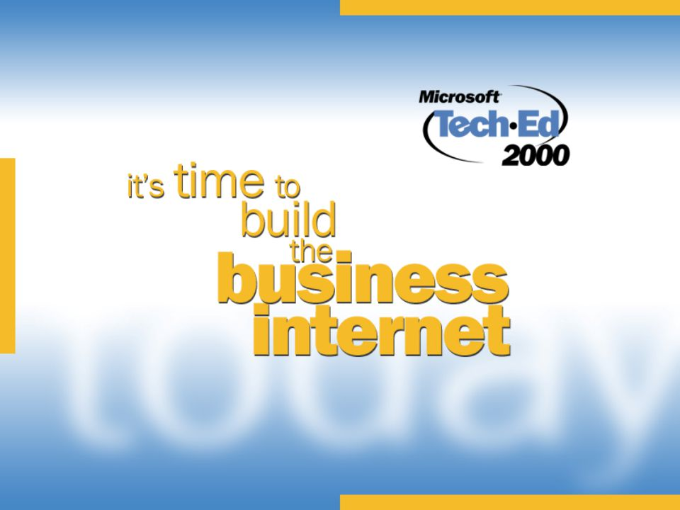 Data Across The Business Enterprise Data is generated every moment of every business day Data is generated every moment of every business day Data traditionally has been formatted by the application that hosted its input or creation Data traditionally has been formatted by the application that hosted its input or creation Data sharing Data sharing  The paper trail  The lowest common denominator  Not with MY data, you don't! Data Rich versus Data Shared Data Rich versus Data Shared