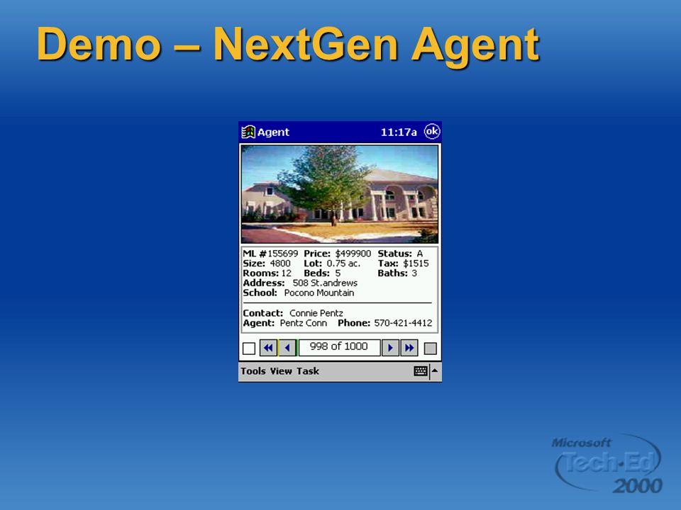 Demo – NextGen Agent