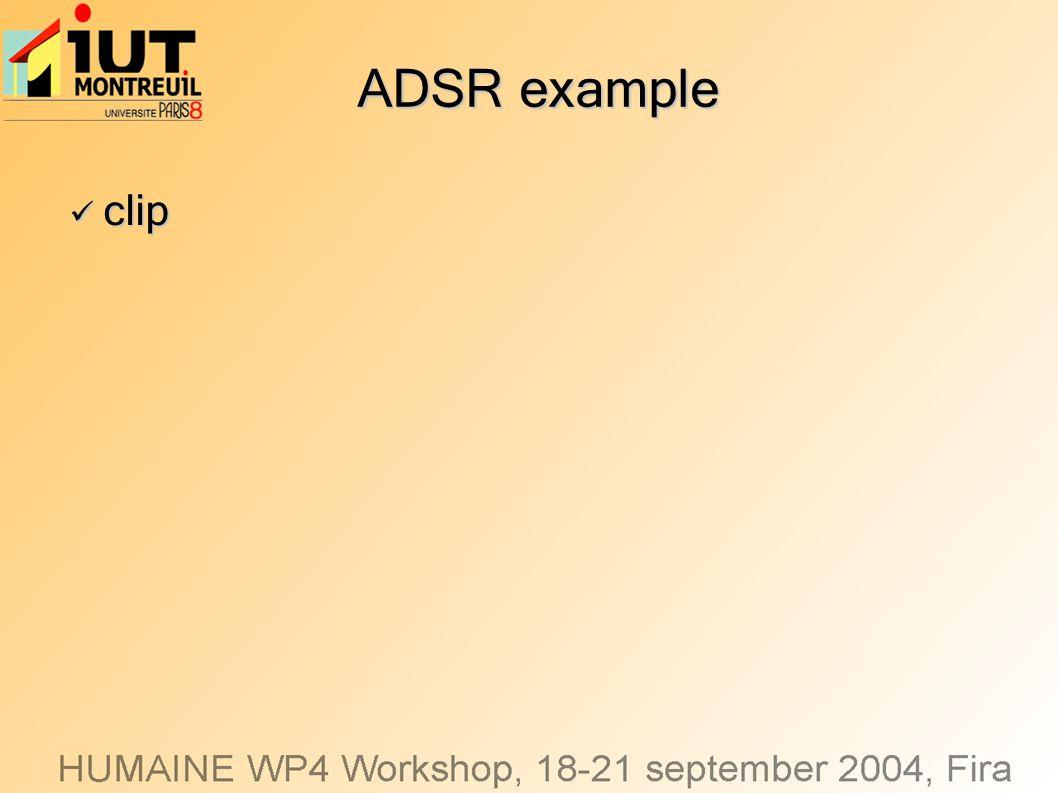 ADSR example clip clip