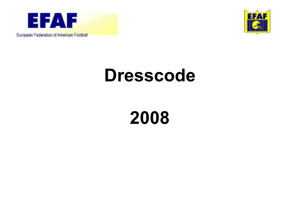 Dresscode 2008