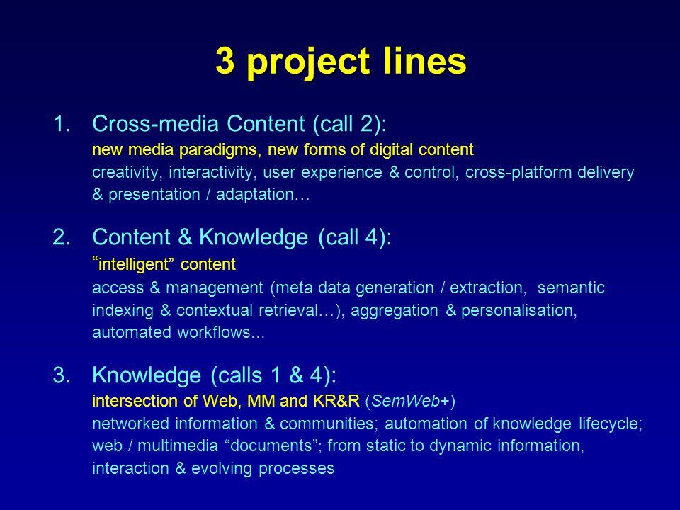 More information www.cordis.lu/fp7/ Our website (under re-construction): www.cordis.lu/ist/kct/ Your input (1 page per topic): infso-e2@cec.eu.int Inquiries: stefano.bertolo@cec.eu.int roberto.cencioni@cec.eu.int