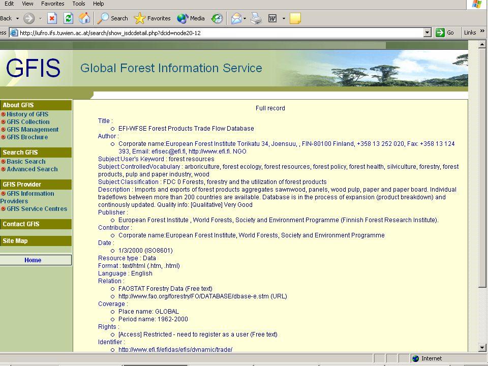 European Forest Institute27