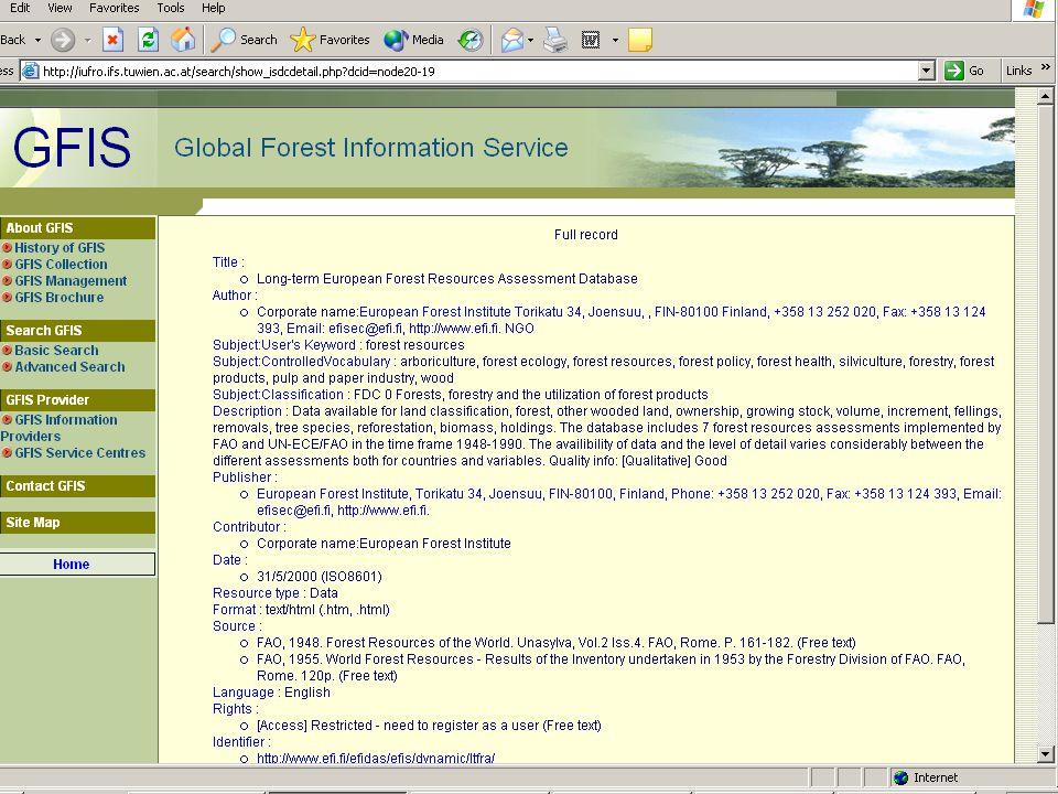European Forest Institute28