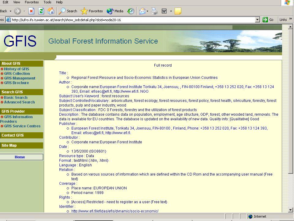European Forest Institute29