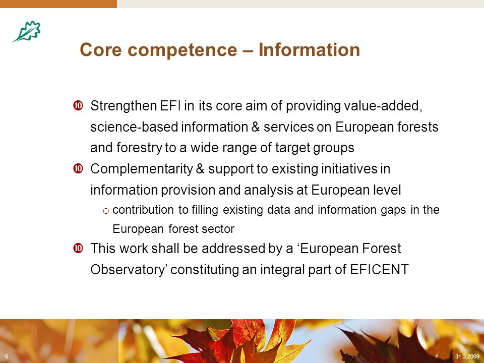 Oak – beech: project objectives  Growth (competition) dynamics o climate gradient (e.g.