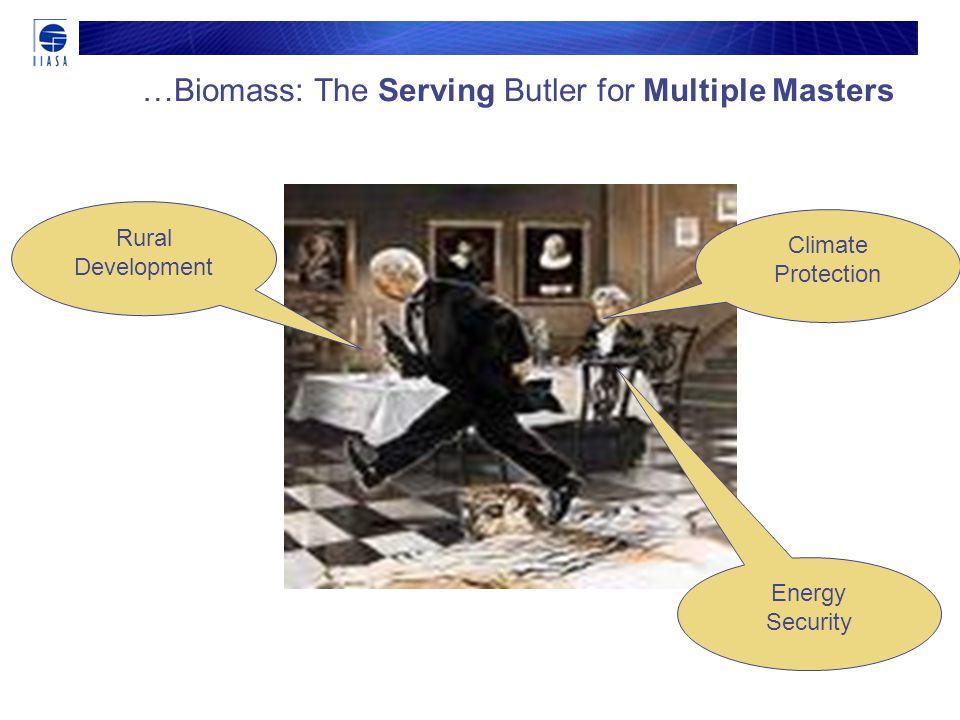 Global Energy Portfolio – 2DG Target Source: Obersteiner et al. forthcoming