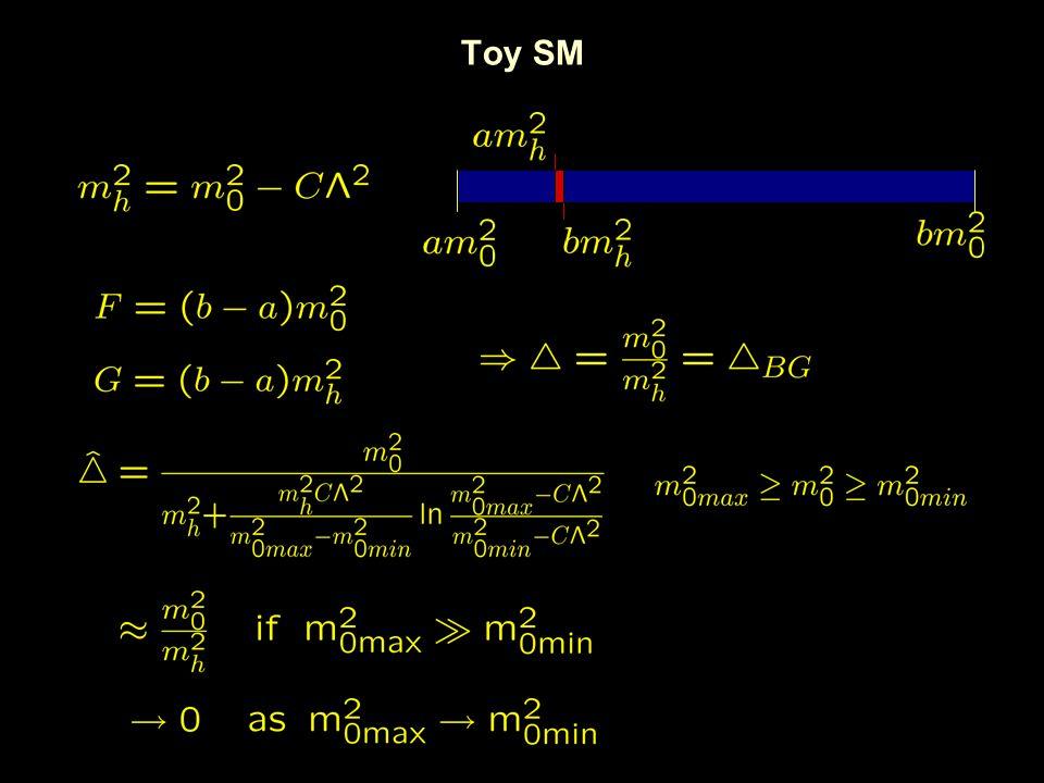 Toy SM