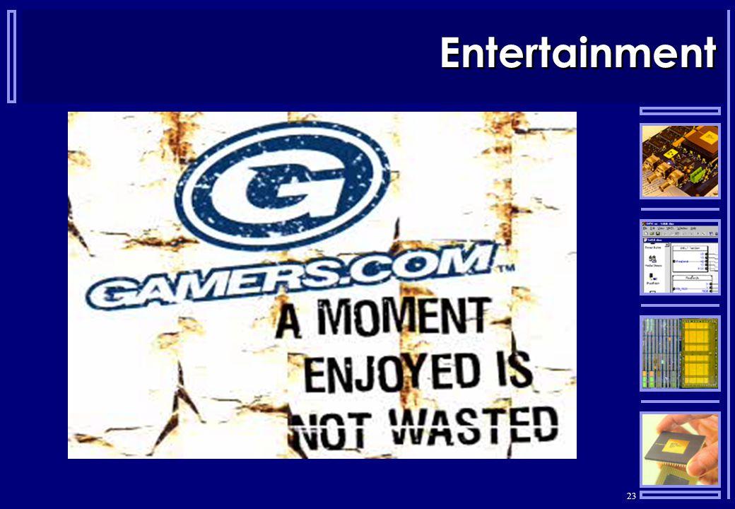 23 Entertainment
