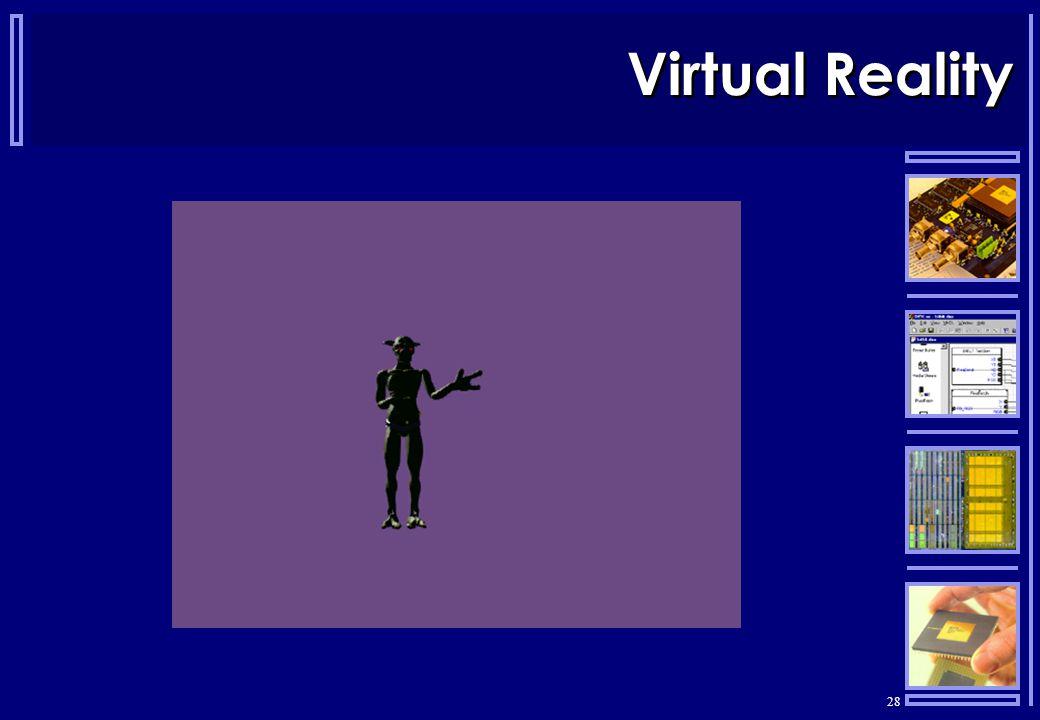 28 Virtual Reality