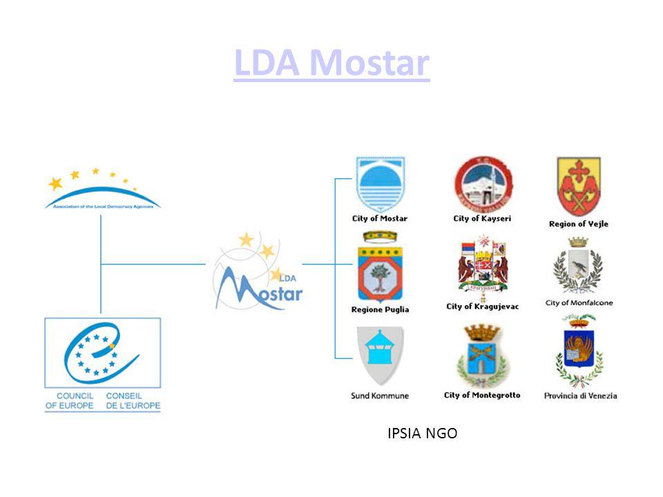 LDA Mostar IPSIA NGO
