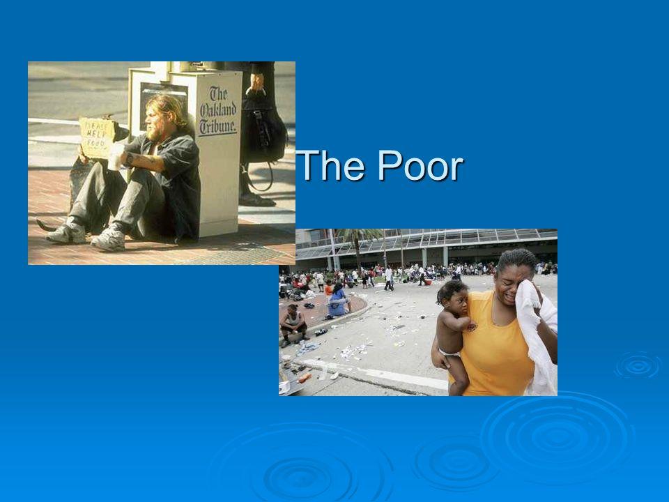 The Poor