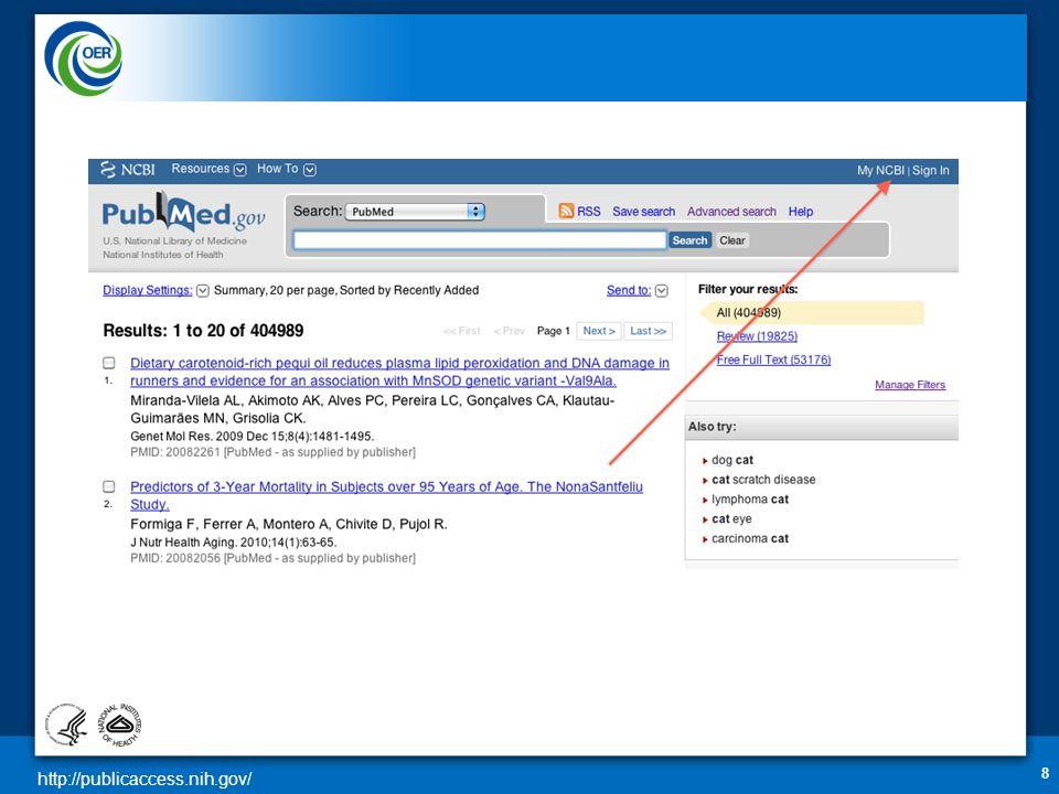 Adding PubMed Citations 9