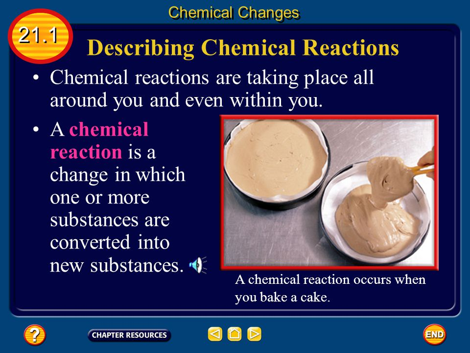 Choosing Coefficients 21.2 Chemical Equations Finding out which coefficients to use to balance an equation is often a trial-and-error process.