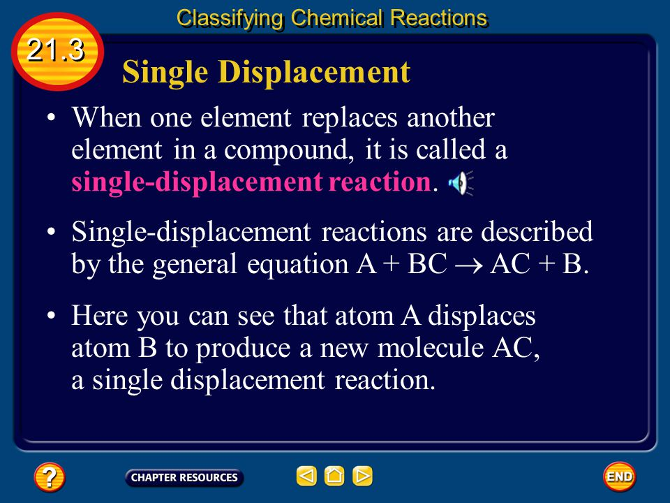 Decomposition Reactions The general formula for this type of reaction can be expressed as follows: AB  A + B. Most decomposition reactions require th