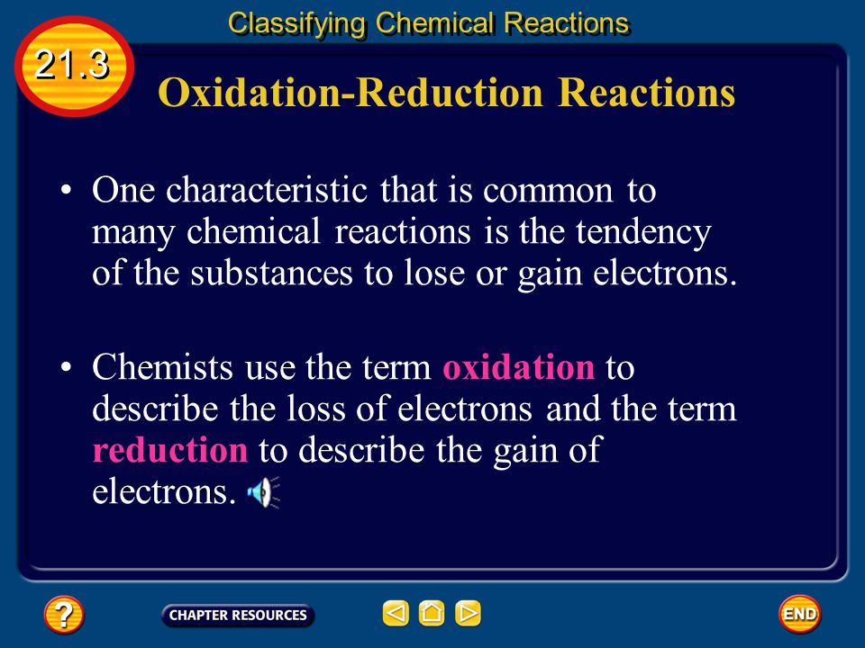 Double Displacement A precipitate is an insoluble compound that comes out of solution during this type of reaction. 21.3 Classifying Chemical Reaction