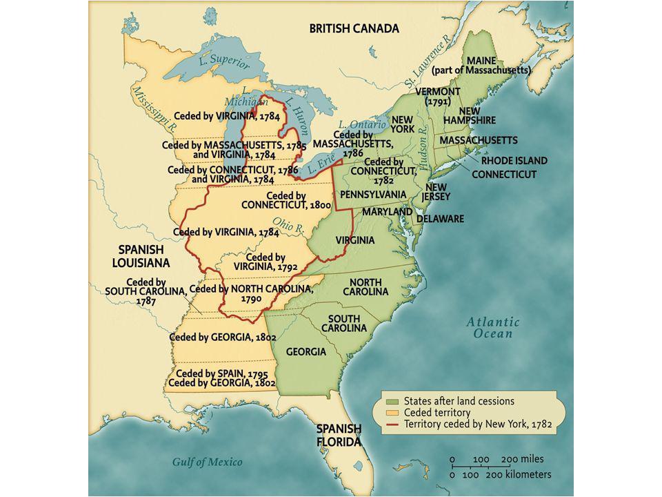 Western Lands, 1782–1802 pg. 240 Western Lands, 1782–1802