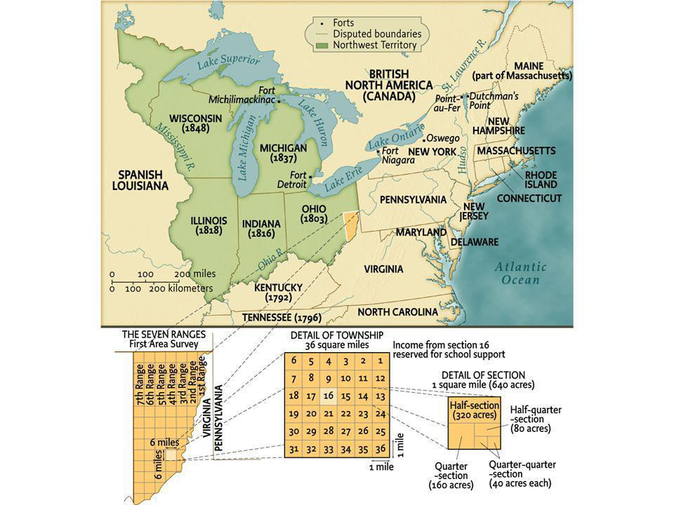 The Northwest Ordinance of 1787 pg. 243 The Northwest Ordinance of 1787