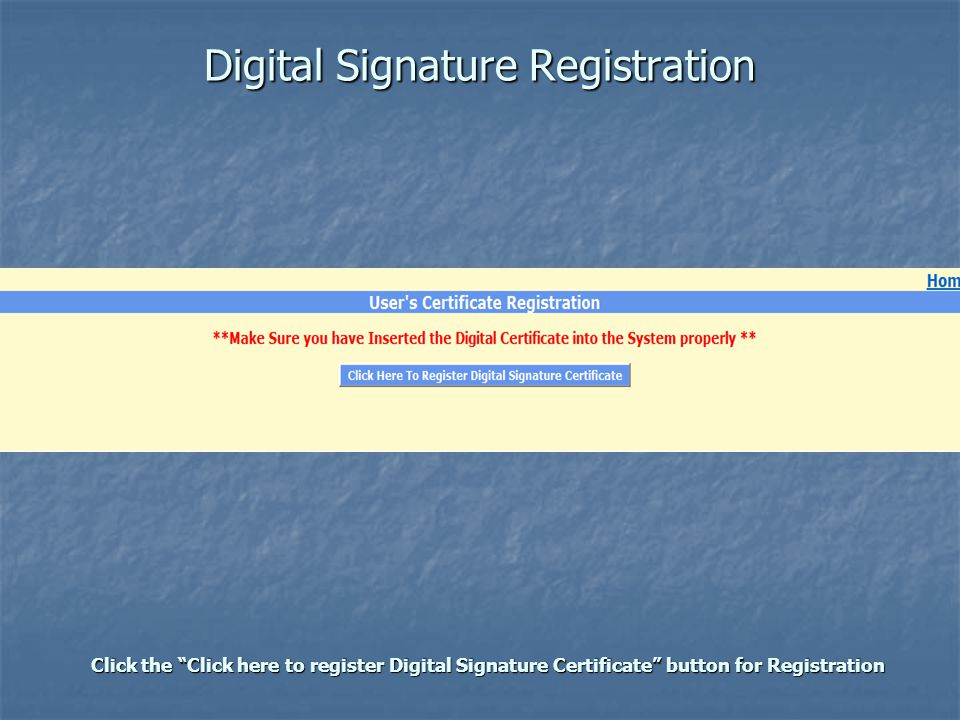 User Rights Click the User Rights Link For Providing the rights to Created User.