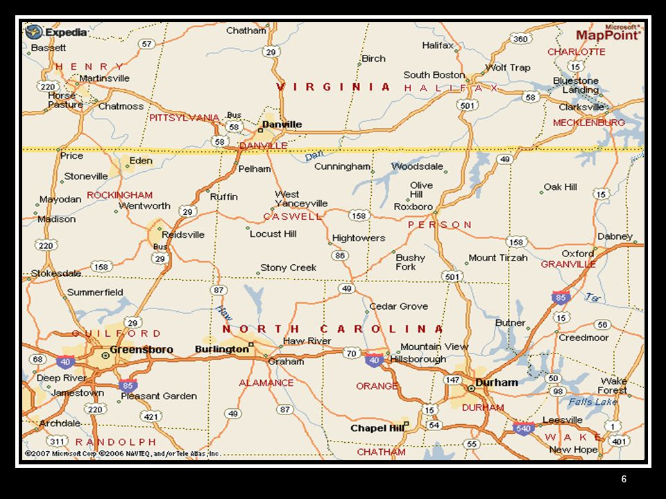 17 Piedmont Regional Voice over IP Pilot Project Plan – Phase III Solicit participation with the Virginia State Police and the North Carolina H.P.