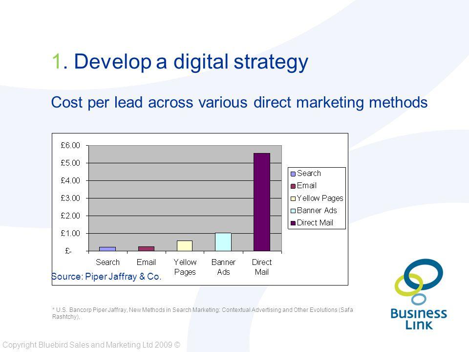 Copyright Bluebird Sales and Marketing Ltd 2009 © 16.