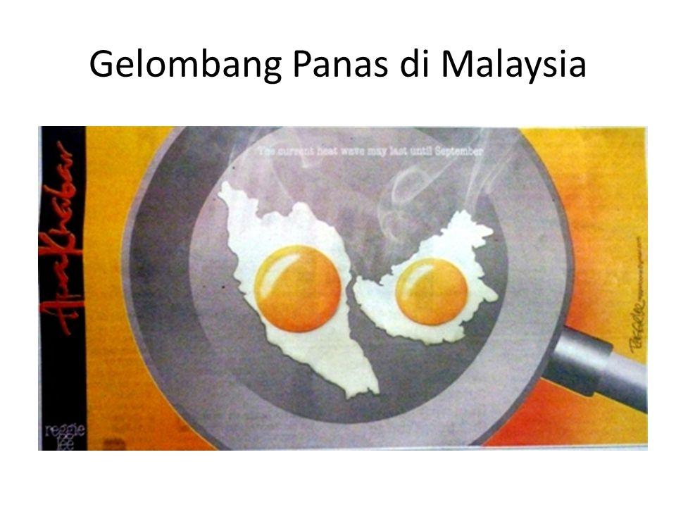 Gelombang Panas di Malaysia
