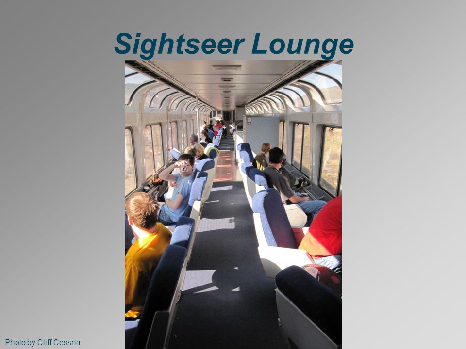 Sightseer Lounge Photo by Cliff Cessna