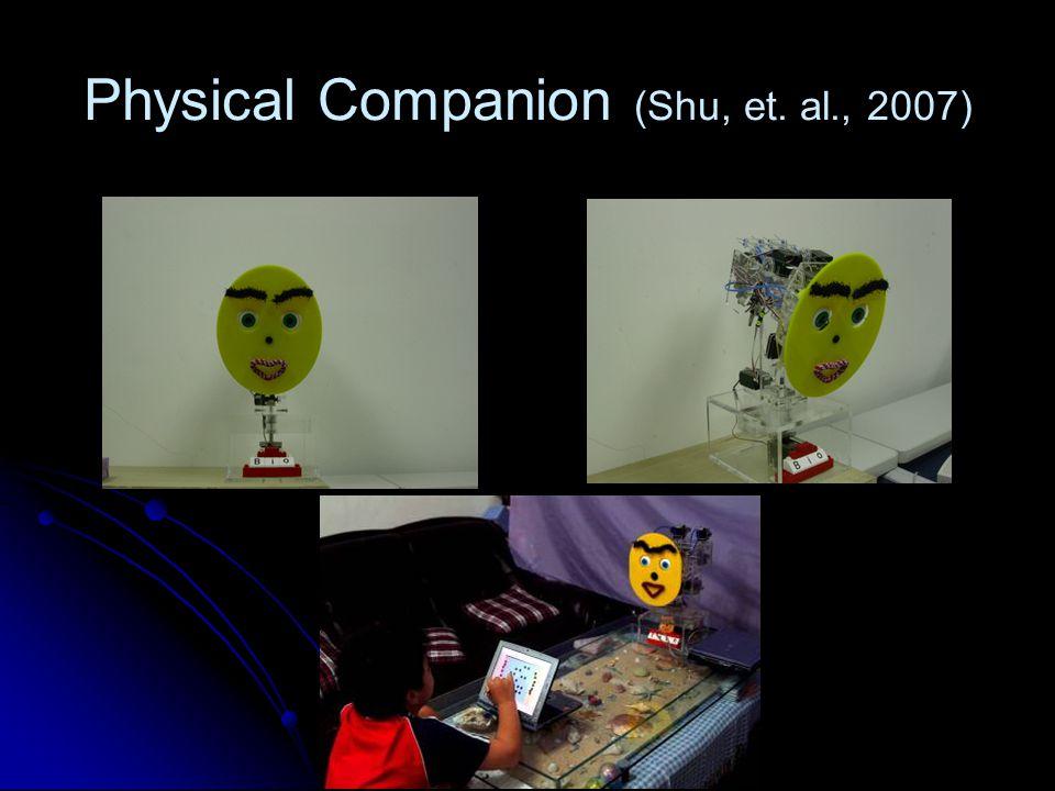Physical Companion (Shu, et. al., 2007)