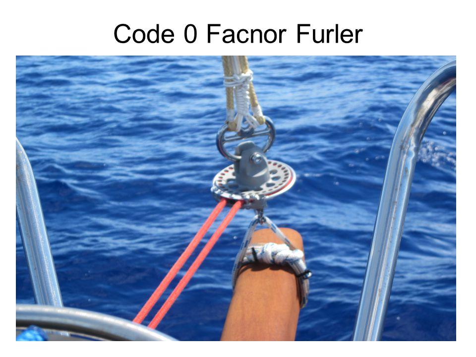 Code 0 Facnor Furler