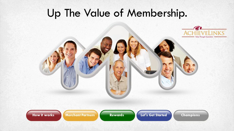 Make Membership Indispensable.Benefits That Add Up.