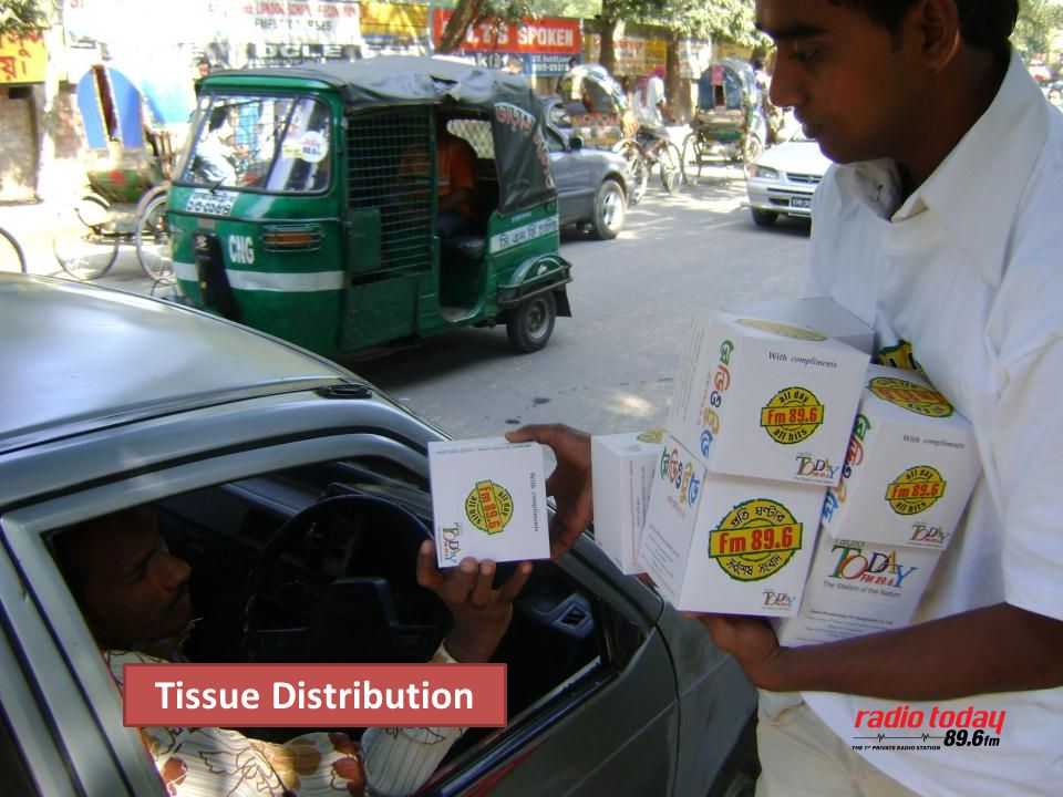 Tissue Distribution