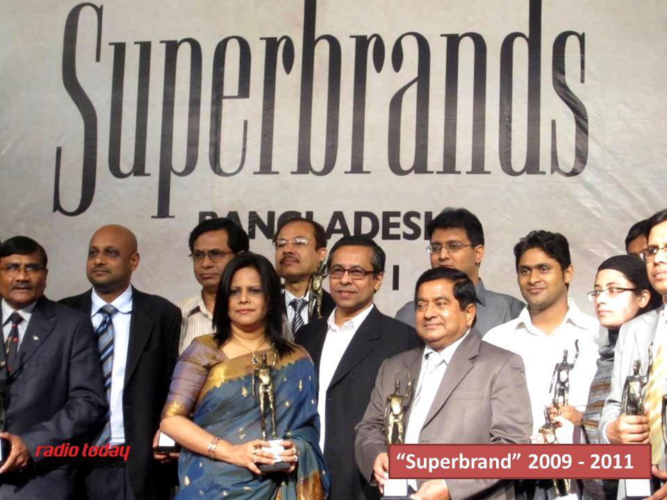 """Superbrand"" 2009 - 2011"