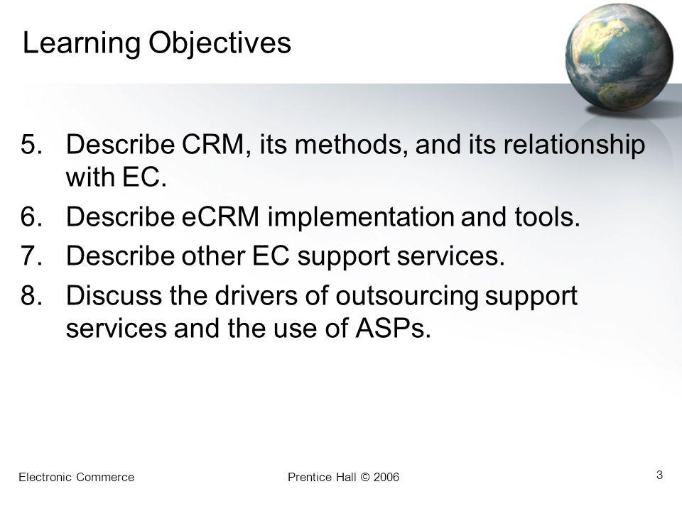 Electronic CommercePrentice Hall © 2006 44 Exhibit 13.12 E-Commerce Application Development Process