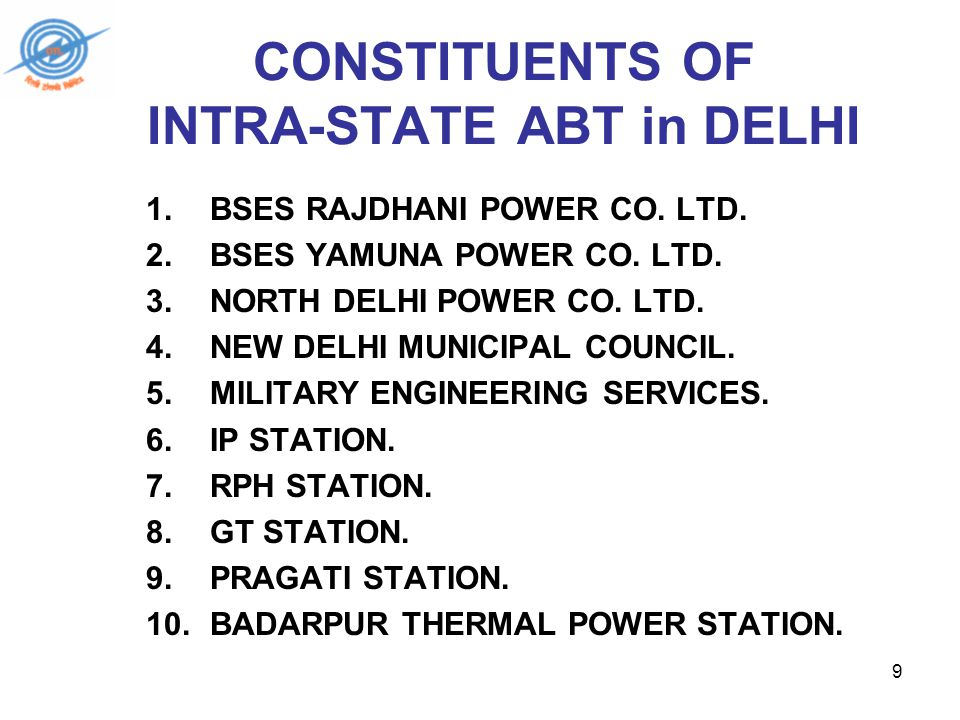 10 Power Allocation to Distribution Licensees POWER PURCHASE AGREEMENTS HAVE BEEN ASSIGNED TO THE DISTRIBUTION LICENSEES BY THE ORDER OF DERC DATED 31.3.2007.