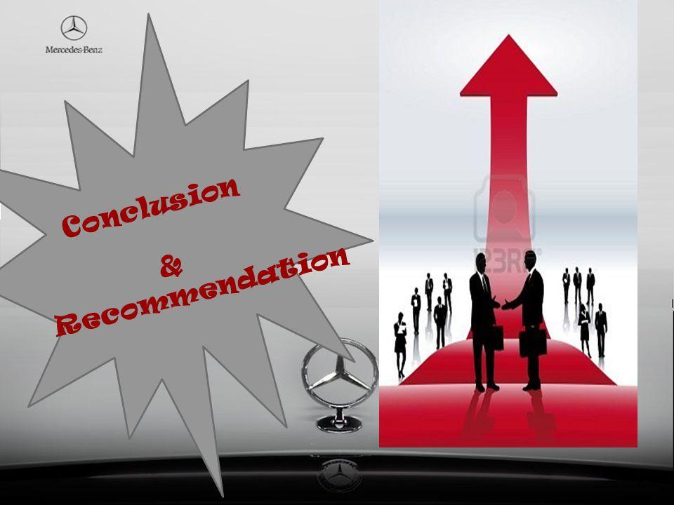 Conclusion & Recommendation