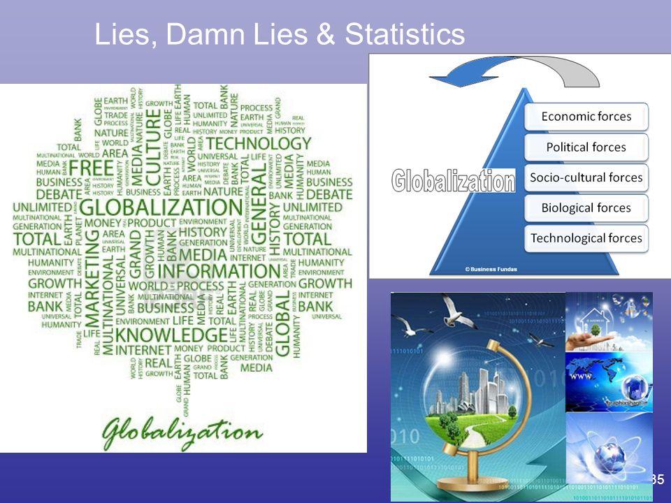 Lies, Damn Lies & Statistics 35