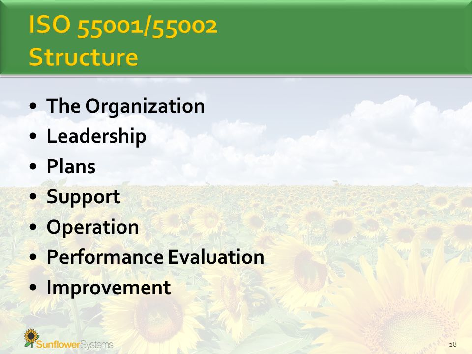 The Organization Leadership Plans Support Operation Performance Evaluation Improvement 28