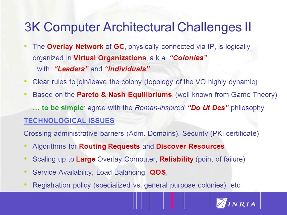 35 Conclusions I 1.From Physical, Real, Proprietary, Personal, more or less expensive, programmable, Turing Complete, Computers … 2.… to Ethereal,Virtual, Public, Impersonal, Ubiquitous, not expensive, programmable, Turing Complete, Overlay Computers 3.Looks a bit like a Capitalist vs.