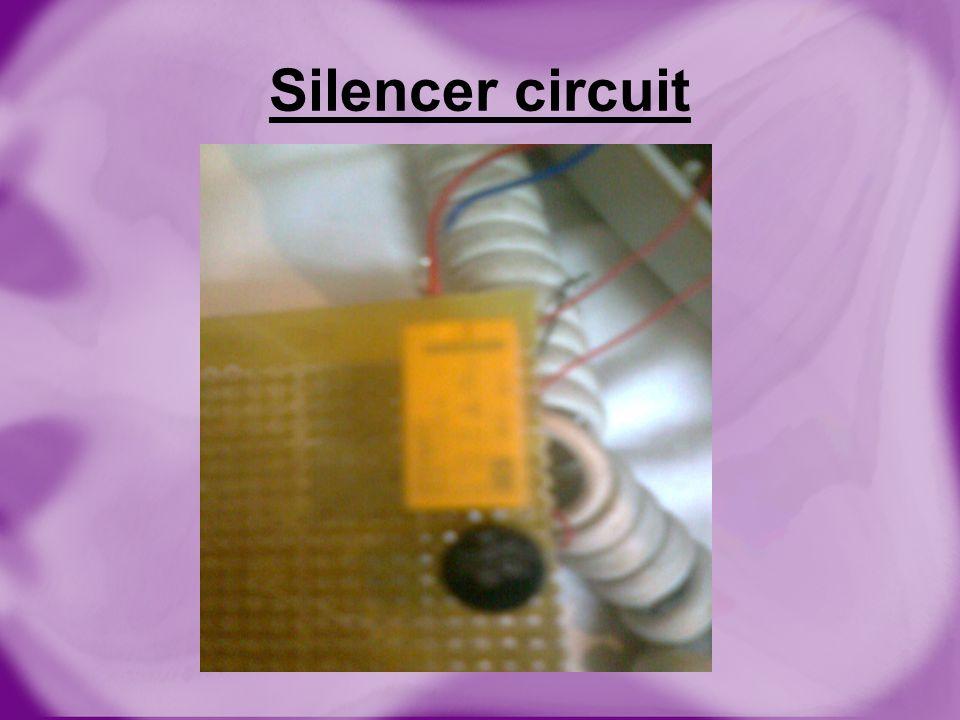 Silencer circuit