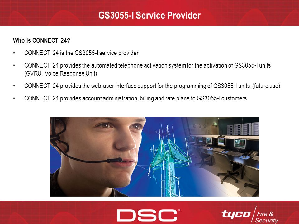 CONFIDENTIAL GS3055-I Enrolment Steps In order to properly enrol a GS3055-I unit you must follow these steps: Important Note: Prior to installing a GS3055-I you must first become an authorized dealer.