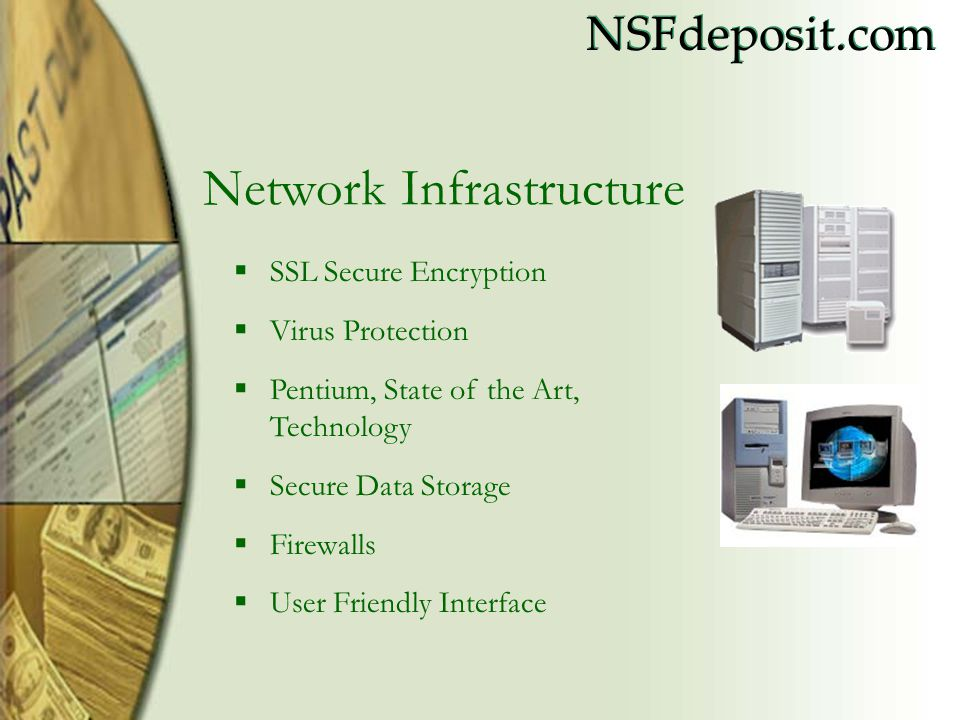 NSFdeposit.com Business Challenges Increase Efficiency Increase Profitability Reduce Banking Fees Improve Accounts Receivables Improve Collection Automate Accounting Processes