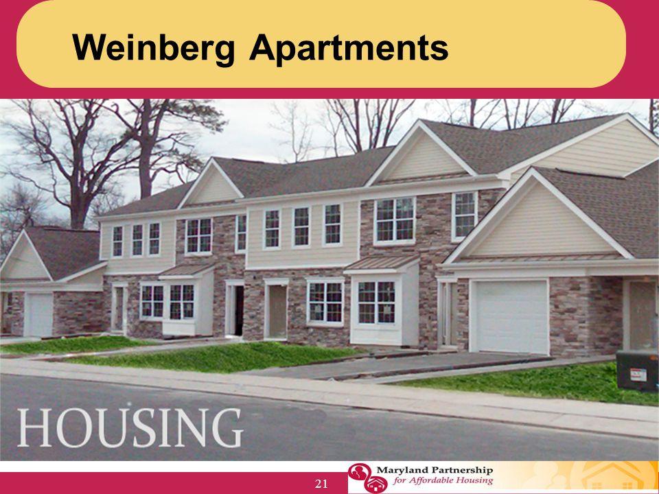 Weinberg Apartments 21