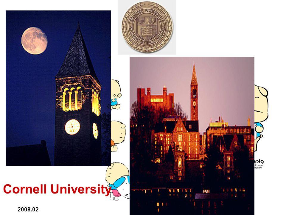 2008.02 Unit 1 Cornell University