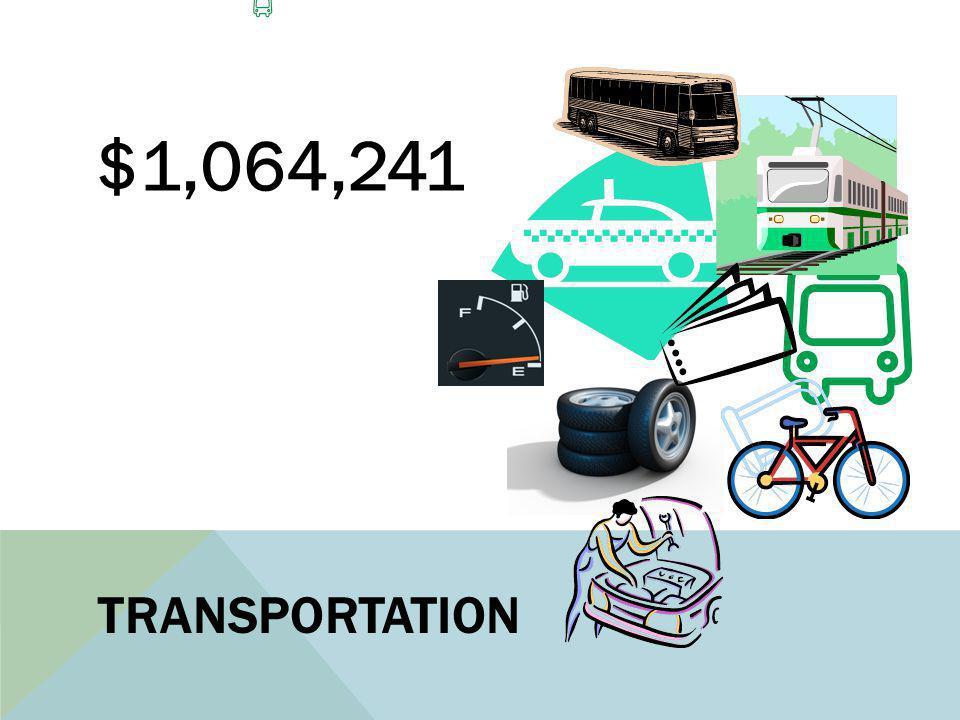 TRANSPORTATION $1,064,241