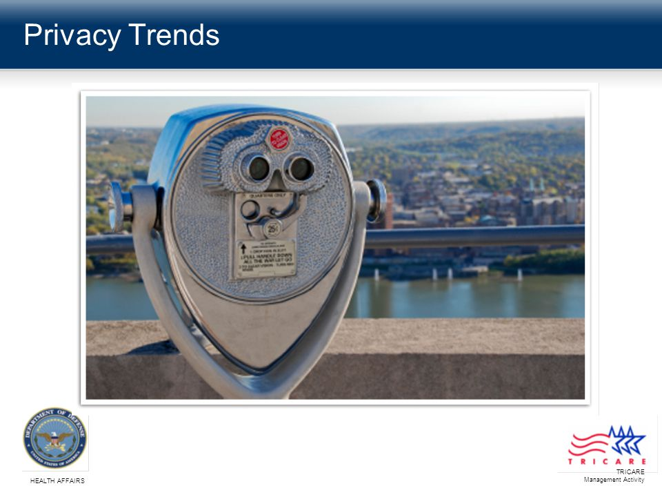 Privacy Trends TRICARE Management Activity HEALTH AFFAIRS