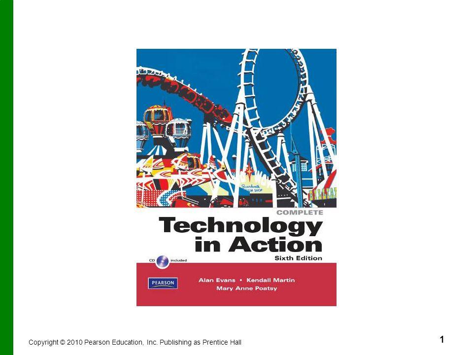 1 Copyright © 2010 Pearson Education, Inc. Publishing as Prentice Hall