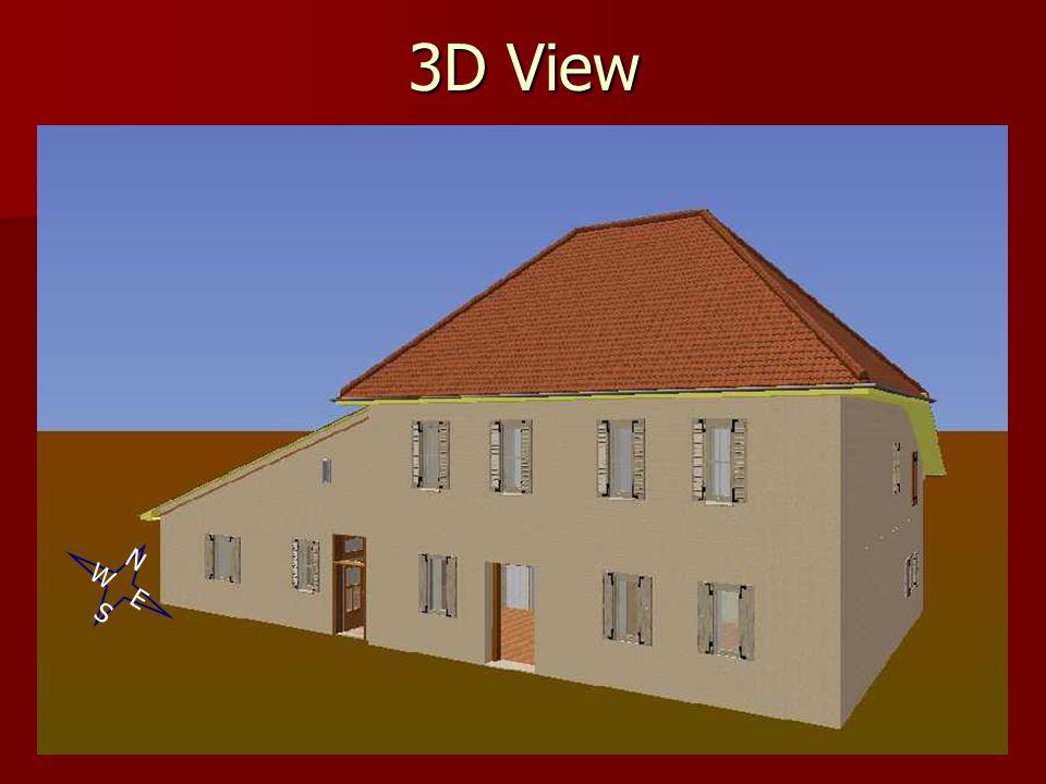 3D View N W E S