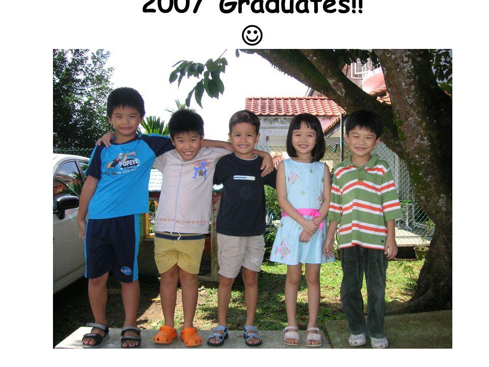 2007 Graduates!!
