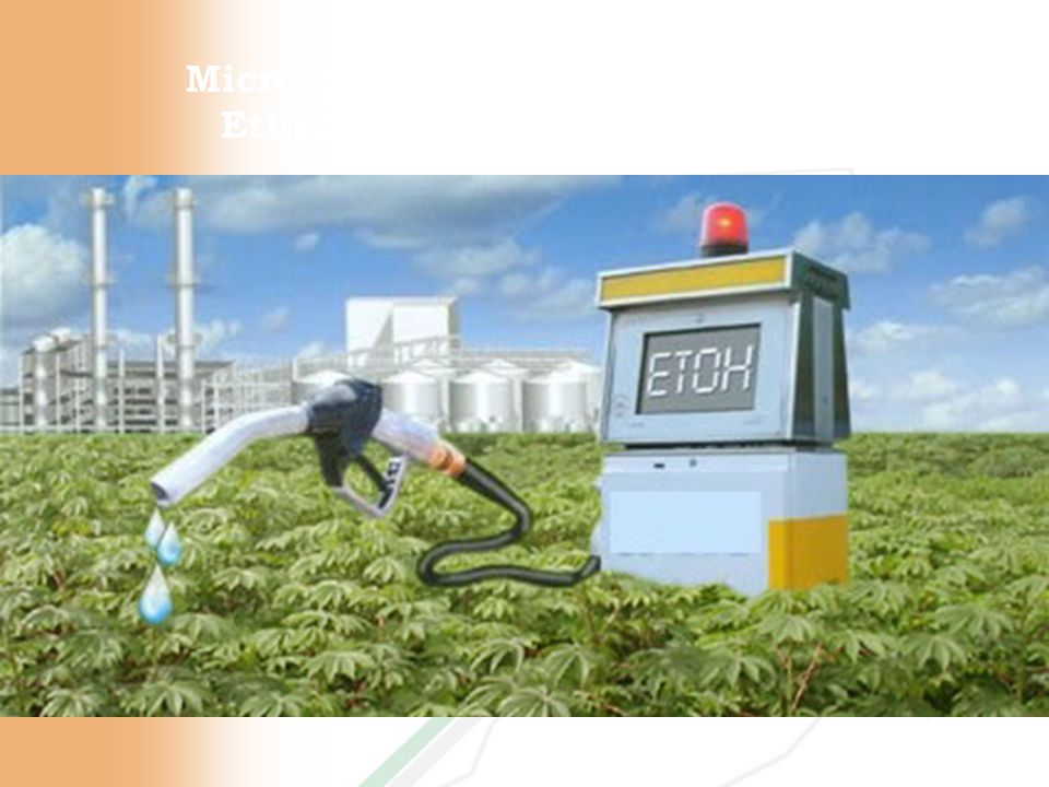 Micro-plants for the Production of Ethanol in Rural Communities