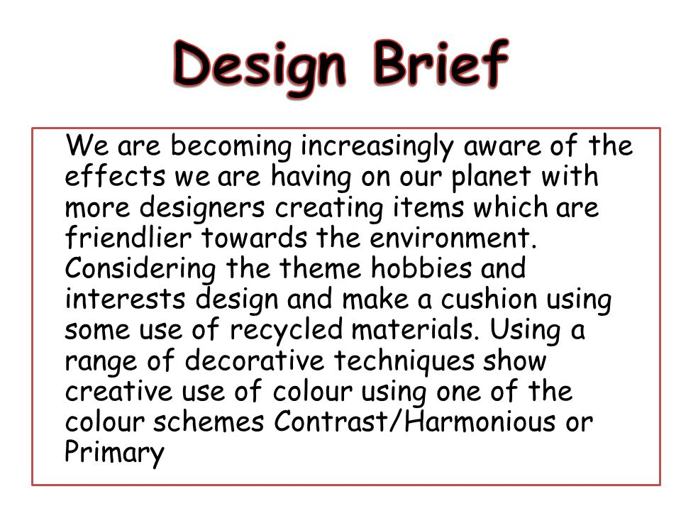 We are becoming increasingly aware of the effects we are having on our planet with more designers creating items which are friendlier towards the envi